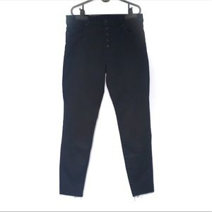 Kut from the Kloth high rise skinny ankle jeans 16